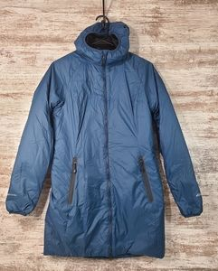 Women's Eddie Bauer Down Evertherm Long coat Small